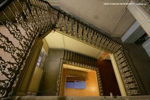Чернега А.В., Служебная лестница. 27.04.2012.