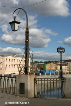 Гончаренко Ю.К., Таракановский мост.
