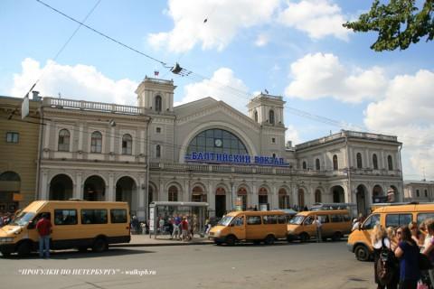 Балтийский вокзал. 2008.06.28.