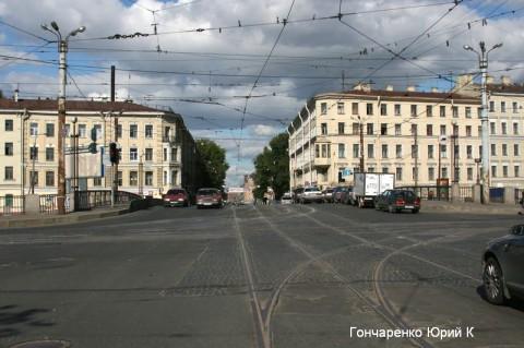 Гончаренко Ю.К., Ново-Калинкин мост.
