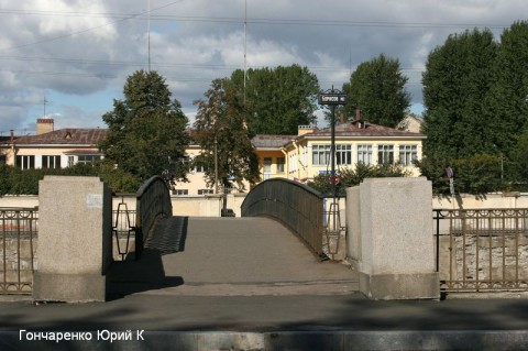 Гончаренко Ю.К., Борисов мост.