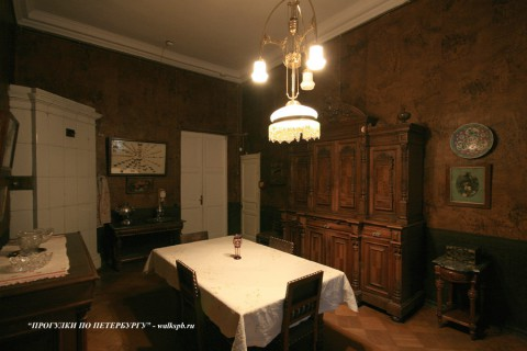 Музей-квартира И. П. Павлова. 2009.03.18.