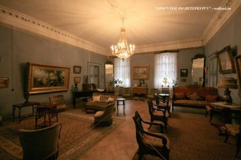 Музей-квартира И. П. Павлов. 2009.03.18.