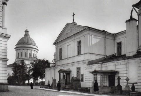 Фотоателье Буллы, Свято-Духовская церковь. 1913.
