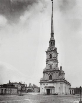 Фотоателье Буллы, Собор св. апостолов Петра и Павла. 1911.
