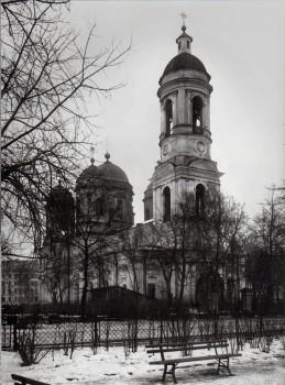 Неизвестный фотограф, Собор св. равноапостольного князя Владимира. 1920-е годы.