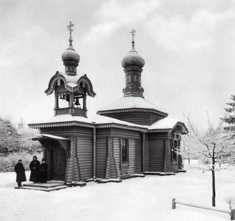 Фотоателье Буллы, Церковь са. великомученника Феодора Стратилата. 1911.