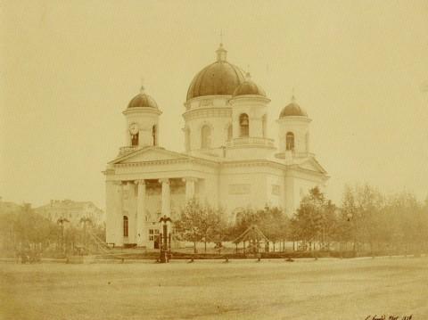 Юар Э., Преображенский собор. 1856 год.