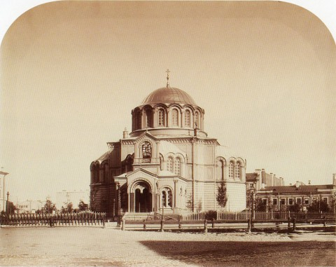 Гуи, Греческая церковь. 1850-е - 1860-е годы.