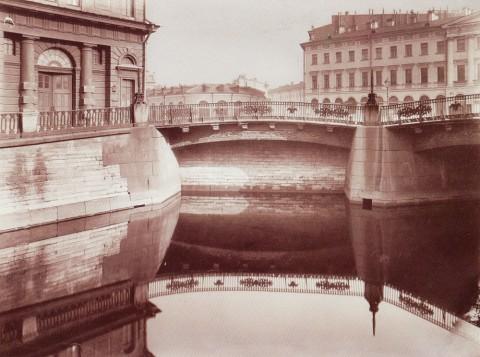 Матвеев Н. Г., Театральный мост. До 1913 года.