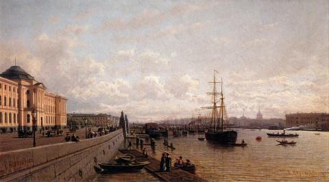 ��������� �. �., ��� �� ���������� ���� � �������� ��������� � ���������� ������ ���. 1870-� ����.