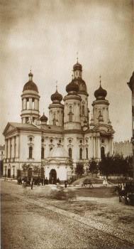 Шульц К. К., Владимирская церковь. 1880-е годы.