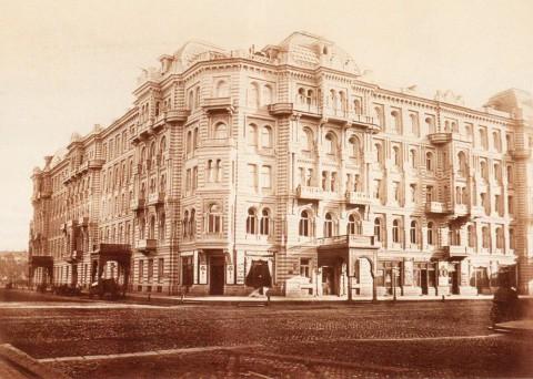 Бианки И. К., Дом Мурузи. 1870-е годы.
