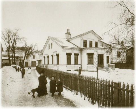Булла К. К., Садоводство Флора Г. Ф. Эйлерса. 1900-е годы.