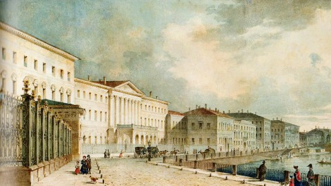 ���������� �. �., ���������� �������� � ��������������� ���������. ������ 1830-� �����.