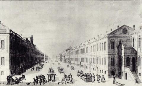 ������ �. �., �������� ���������� ����� �� ������� ������. 1751 ���.