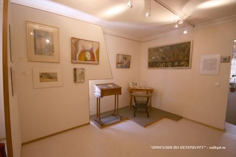 Музей петербургского авангарда (Дом Матюшина). 2008.03.29.