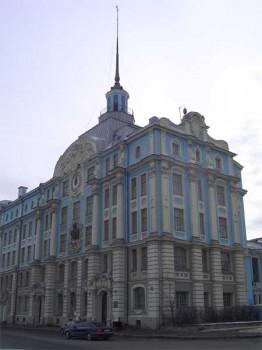 Нахимовское училище. 2006.03.18.