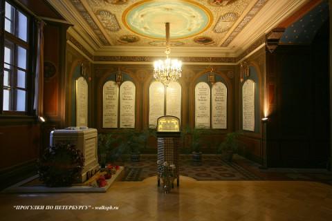 Место захоронения семьи Николая II. 2008.12.22.