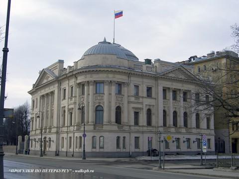 Великого князя Николая Николаевича младшего дворец. 2006.03.18.