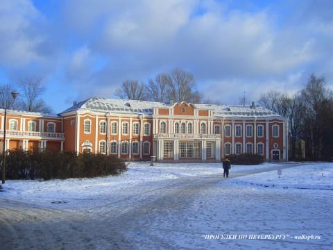 Больница Петра Великого.