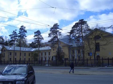 Физико-Технический институт им. А. Ф. Иоффе.