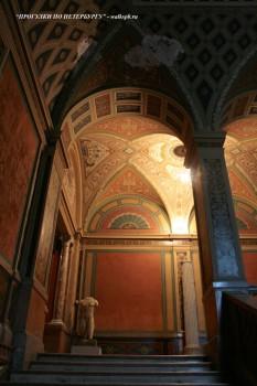 Большая римская лестница. 2009.01.22.