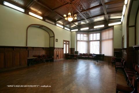 Зал в особняке М. Зива. 2010.02.04.
