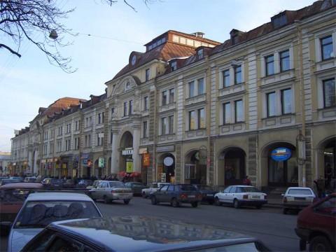 Апраксин двор. 2005.12.04.