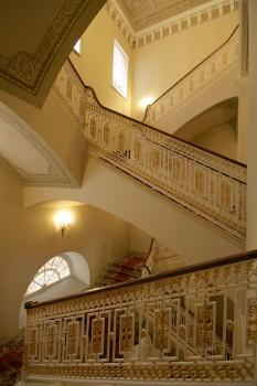 Чернега А.В., Парадная лестница в здании Сената. 21.02.2012.