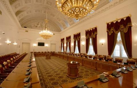 Чернега А.В., Зал заседаний Сената. 21.02.2012.