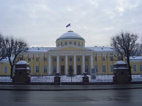 Таврический дворец. 2006.02.23.