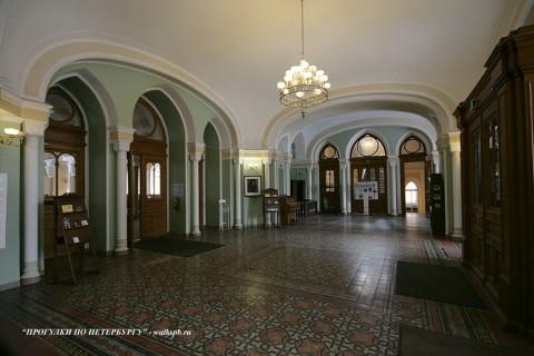Вестибюль синагоги. 2010.02.23.