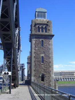 Мост Петра Великого (Большеохтинский). 2006.06.24.