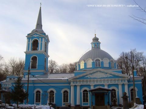 Церковь Смоленской иконы Божией Матери. 2007.06.17.