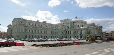 Мариинский театр. 2010.06.12.