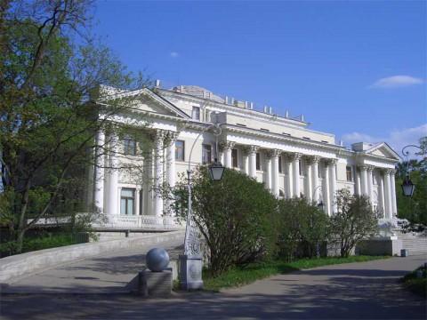 Елагиноостровский дворец. 2007.05.20.