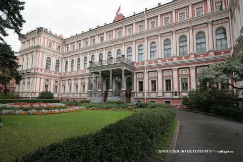 Николаевский дворец. 2006.09.23.