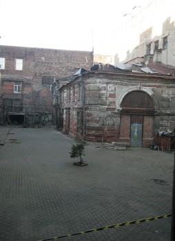 Двор и каретный сарай. 2011.11.20.