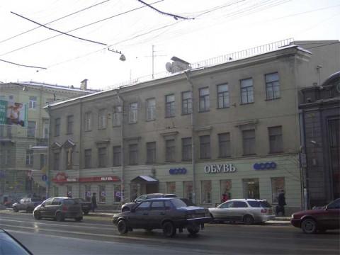 Владимирский пр., 11. 2006.02.23.