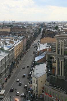 Чернега А.В., Загородный проспект. 10.06.2012.