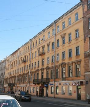 Чернега А.В., Загородный пр. 6-8. 25.05.2015.