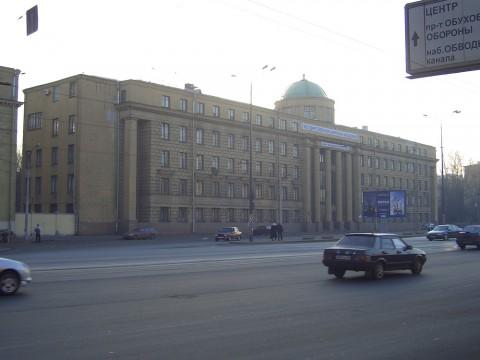 Заневский пр., 5.