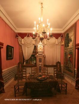 Зимний дворец Петра I. 2008.12.03.