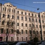 Здание Бестужевских курсов (10 линия ВО, 39)