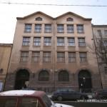Женской гимназии Э. П. Шаффе здание
