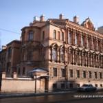 Благовещенского синодального подворья здание