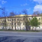Госпиталя Финляндского полка здание