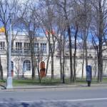 Василеостровского хлебозавода здание