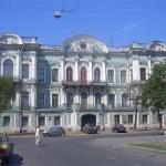 Дом Е. М. Бутурлиной